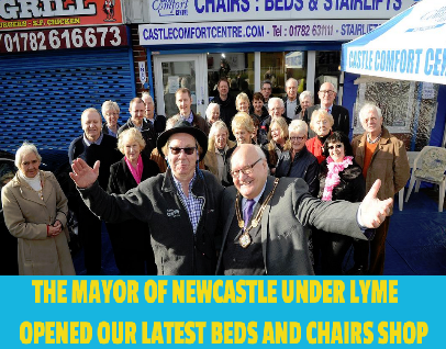 Beds And Mattresses Stoke On Trent With Castle Comfort